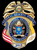 Federal Reserve Police Papal Badge
