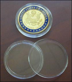 Coins from Collinson Enterprises