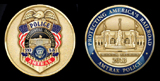 AMTRAK Police 2013 Presidential Inaugural Coin