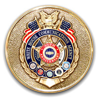 WHCA  65th Anniversary Coin
