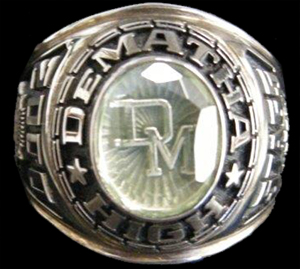 Class Of 2020 Or 2021 Dematha High School Rings From