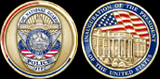 D.C. National Guard 57th Presidential Inauguration Commemorative Coin