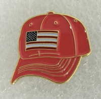 Ball Cap Lapel Pin
