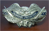 Idaho Corrections 150th Commemorative Badge
