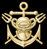 Dive Team Uniform Insignia