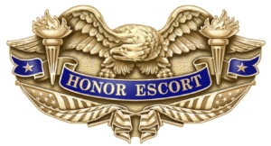 Honor Escort Insignia