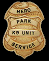 canine badge
