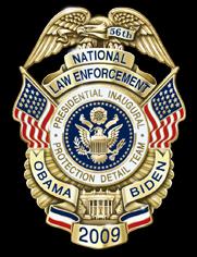 Custom Design Police Badges from Collinson Enterprises
