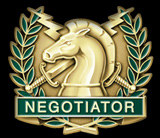 Law Enforcement Negotiator Pin