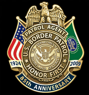 Baltimore County Police 135th Anniversary Badge